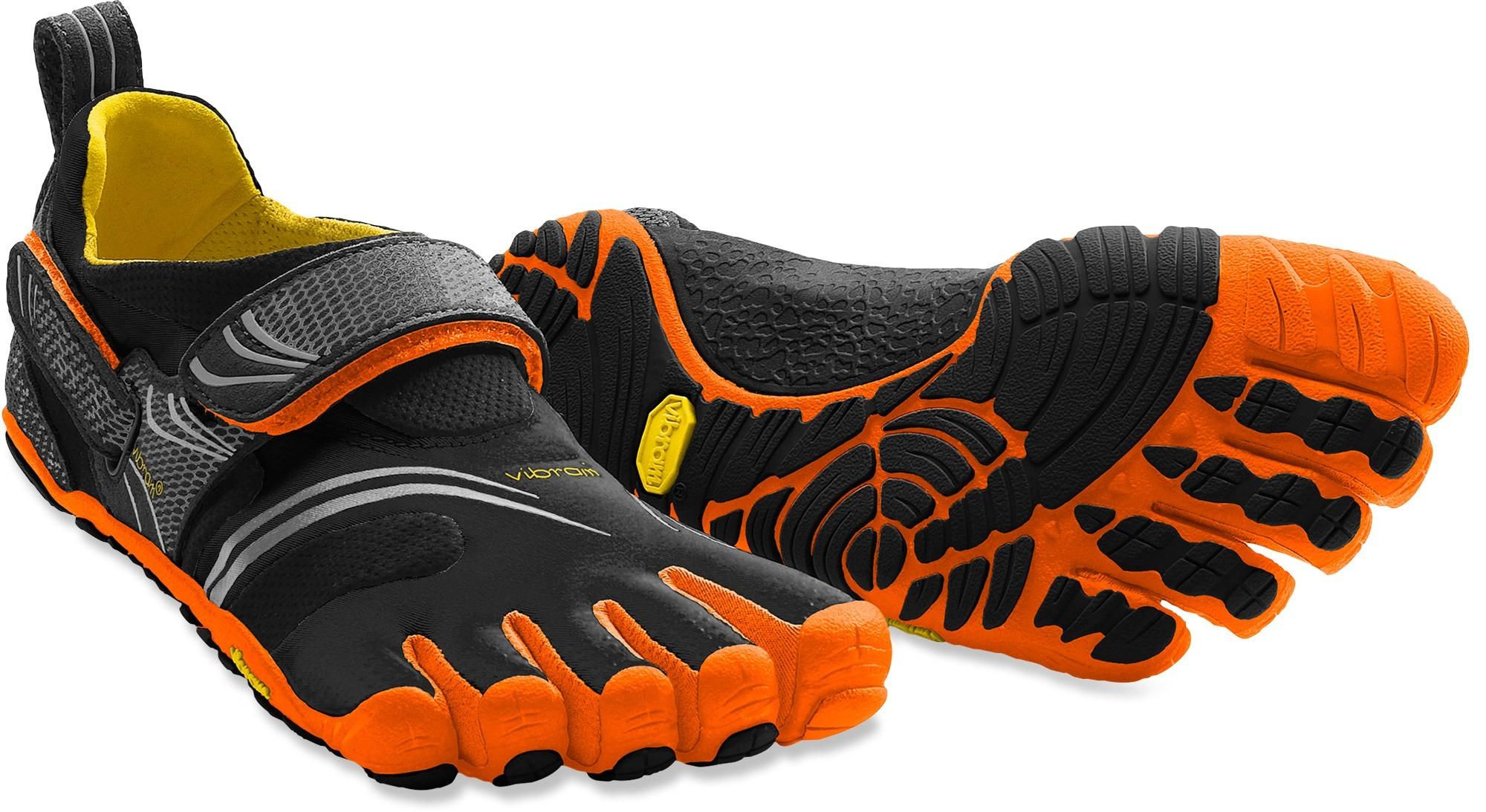 foot glove running shoes